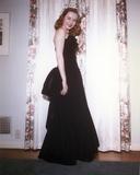 Diana Lynn in Black Gown