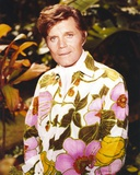 Jack Lord in Floral Suit