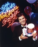 Dick Clark smiling in Black Bowtie