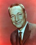 Garry Moore smiling in Tuxedo Portrait