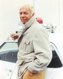 George Kennedy Brown Coat