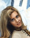 Olivia John Portrait in Brown Sweater