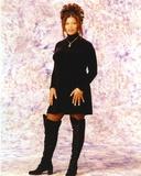 Queen Latifa posed in Portrait