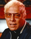 George Kennedy Close Up Portrait