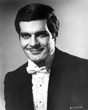 Omar Sharif in Black Suit
