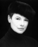 Dianne Wiest Portrait in Black and White