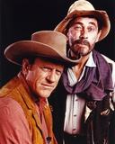 Gunsmoke Two Cowboy Outfit Portrait
