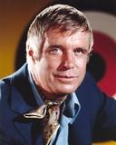 George Peppard Close Up Portrait