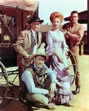 Gunsmoke Cast Classic Picture