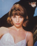 Elsa Martinelli Posed in Lingerie