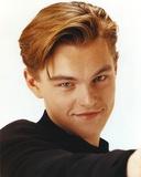 Leonardo Dicaprio White Background Close Up Portrait