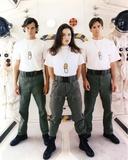 Kristen Cloke Posed in White Shirt