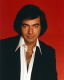 Neil Diamond in Formal Outfit Portrait