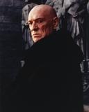 Richard Harris Portrait in Black Jacket