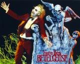 Michael Keaton in Scary Costume