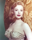 Piper Laurie posed in Lingerie