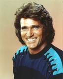 Michael Landon smiling Portrait
