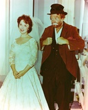 Red Skelton posed with Bride Portrait