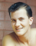 Pat Boone Posed in Topless