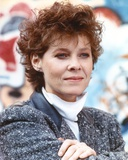 Kate Capshaw Posed in Gray Sweater