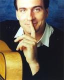 James Taylor Holding Guitar Portrait