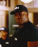Michael Clarke Duncan in FBI Uniform Portrait
