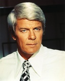 Peter Graves Portrait in White Sleeves