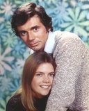 Meredith Baxter in Classic Couple Portrait