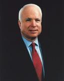 John McCain in Tuxedo Portrait