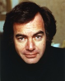 Neil Diamond Portrait in Black