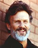 Kris Kristofferson Close Up Portrait