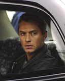 Jude Law in Car