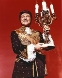 Liberace posed in Portrait