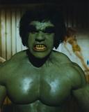 Lou Ferrigno Posed as Incredible Hulk