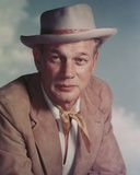 Joseph Cotten Portrait in Classic