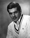 Omar Sharif in White Sweater