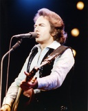 Neil Diamond singing Playing Guitar