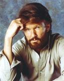 Kris Kristofferson in Gray Long Sleeve Portrait