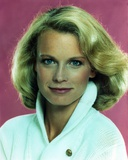Shelley Hack Portrait in White Sweater