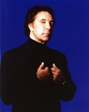 Tom Jones in Black Tuxedo