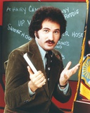 Welcome Back Kotter Portrait Holding a Book