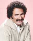 Welcome Back Kotter smiling in Pink Background