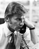 Roddy McDowell Answering Telephone in Classic Portrait