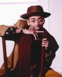 Spike Lee posed on Portrait