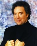 Tom Jones in Black Suit