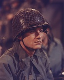 Roddy McDowell in Military Uniform