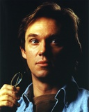 Richard Thomas Portrait in Blue Polo