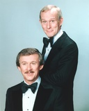 Smothers Brothers Posed in Group Portrait