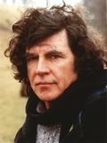 Alan Bates Close Up Portrait