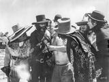 A scene from El Topo
